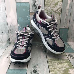 Skechers Shape Ups Walking Sneakers Size 7